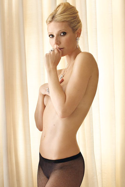 Gwyneth Paltrow -FIRST LOOK! Gwyneth Paltrow bares all for Vanity Fair - Gwyneth Paltrow Vanity Fair - Marie Claire - Marie Claire UK