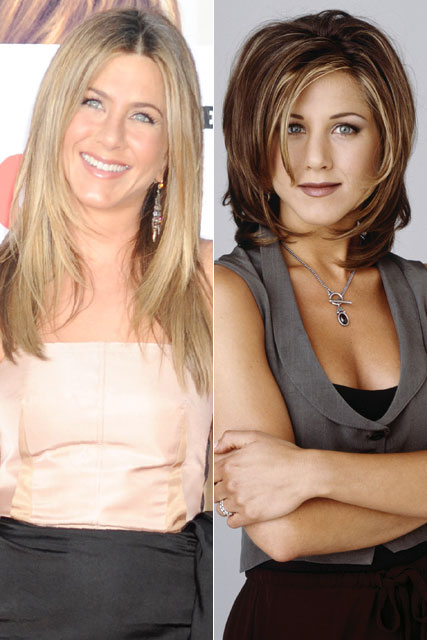 Jennifer Aniston - Jennifer Aniston: ?I hated the Rachel haircut? - Jennifer Aniston Friends - Jennifer Aniston hair - Jennifer Aniston Rachel - Hair - Celebrity News - Marie Claire - Marie Claire UK