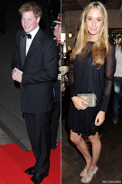 Prince Harry & Florence Brudenell-Bruce - Prince Harry Prince Harry & Florence Brudenell-Bruce - Prince Harry Florence - Prince Harry dating - Chelsy Davy - Marie Claire
