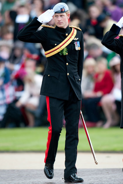 Prince Harry wanted as King of Canada
