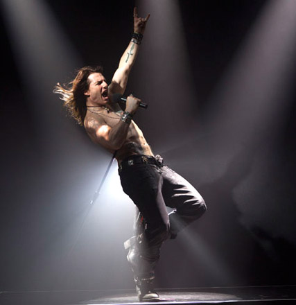 Tom Cruise - FIRST LOOK! Tom Cruise in Rock of Ages - Rock of Ages - Marie Claire - Marie Claire UK