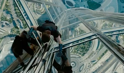 Tom Cruise - FIRST WATCH: Mission Impossible 4 trailer - Mission: Impossible - Ghost Protocol - Trailer - Marie Claire
