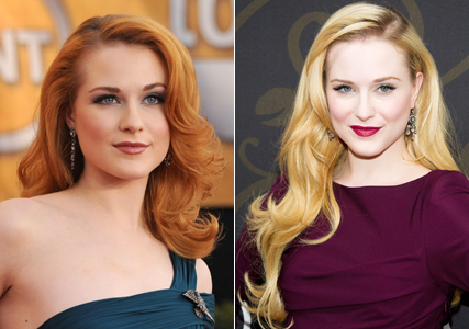 Evan Rachel Wood debuts new pixie haircut - new harido
