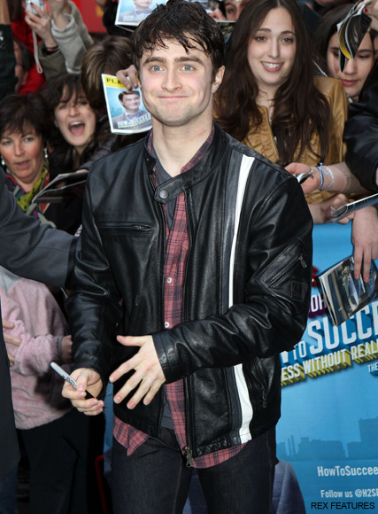 Daniel Radcliffe - Daniel Radcliffe admits drinking problem - Marie Claire - Marie Claire UK