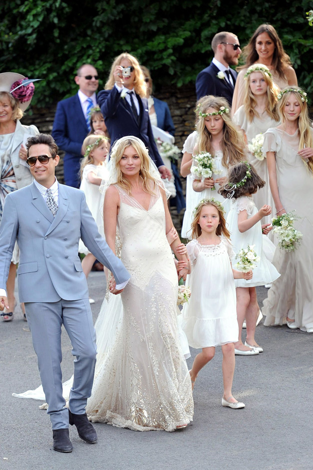The Wedding Of Kate Moss Jamie Hince