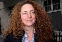 Rebekah Brooks resigns as Chief Executive of News International