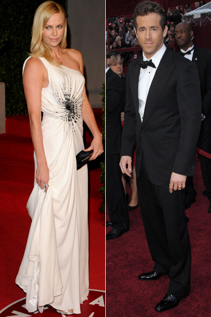 Ryan Reynolds & Charlize Theron - Ryan Reynolds dating Charlize Theron? - Ryan Reynolds - Charlize Theron - Marie Claire - Marie Claire UK