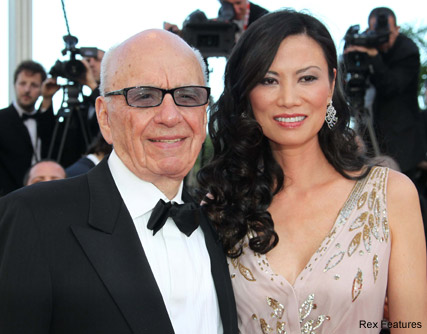 Wendi Murdoch: Rise of the alpha female