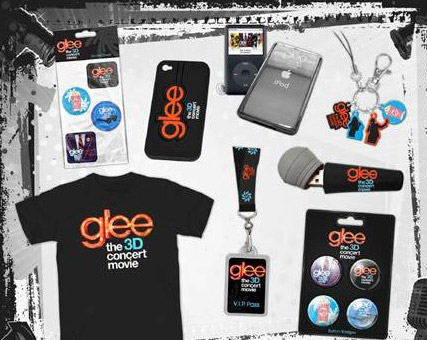 Glee - WIN Glee goodie bags today! - Glee competition - Glee interviews - Marie Claire - Marie Claire UK