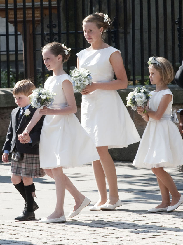 The Wedding Of Zara Phillips and Mike Tindall | Kate ...