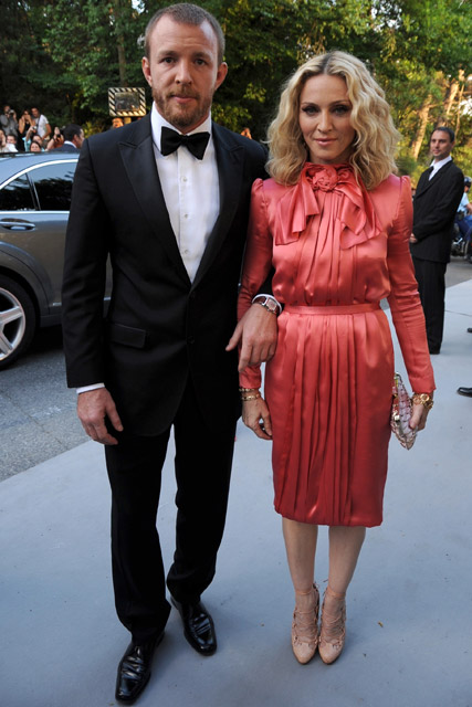 Madonna - Madonna: ?I?m attracted to creative men? - Madonna W.E. - Marie Claire - Marie Claire UK