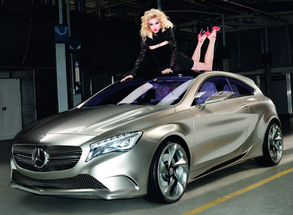 Mercedes-Benz London Fashion Week