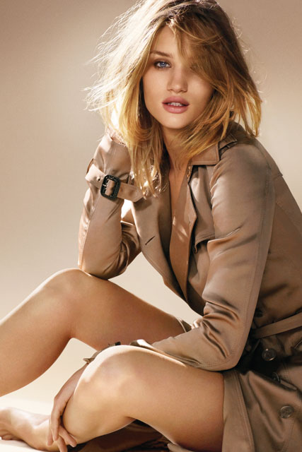 Rosie Huntington-Whiteley - Burberry Body - pictures - pics - perfume - fragrance - launch - beauty