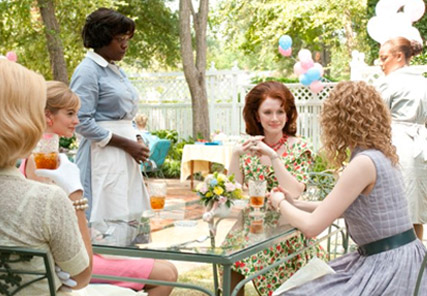 The Help - Emma Stone - Bryce Dallas Howard - Marie Claire - Marie Claire UK