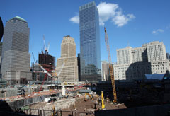 Renewed search for 9/11 remains, Ground Zero - World News - Marie Claire