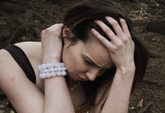 Depressed young person, news, Marie Claire