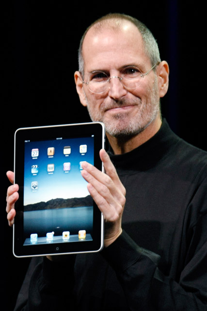 Steve Jobs - Steve Jobs dies at 56 - Steve jobs dies - Steve jobs Apple - Steve Jobs retrospective - Marie Claire - Marie Claire UK