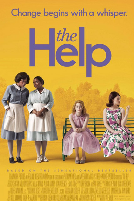 The Help - Emma Stone - Marie Claire - Marie Claire UK