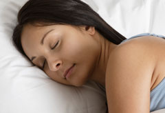 If you dream of weight loss, try having a good sleep