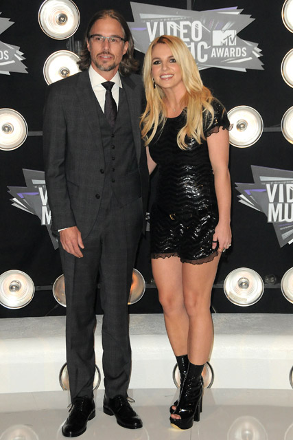 Britney Spears - Britney Spears engaged! - Britney Spears Jason Trawick - Britney Spears Jason Trawick engaged - Marie Claire - Marie Claire UK