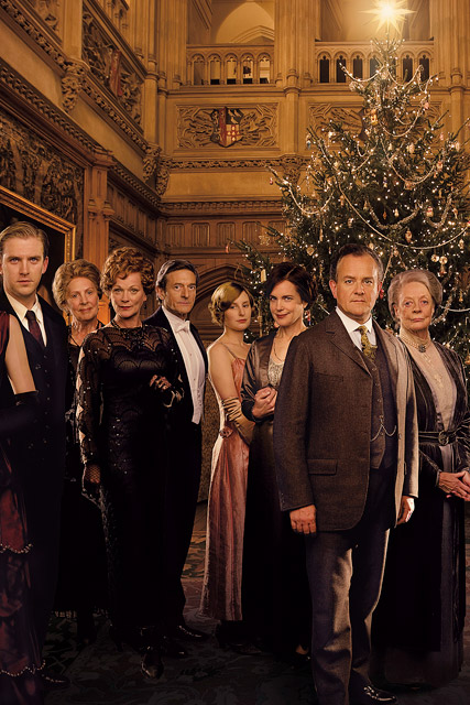 Downton Abbey - Downton Abbey - Downton Abbey nominated for four Golden Globes - Marie Claire - Marie Claire UK
