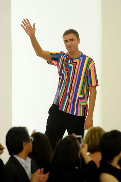 47651c393 Raf Simons confirmed as Artistic Director of Christian Dior