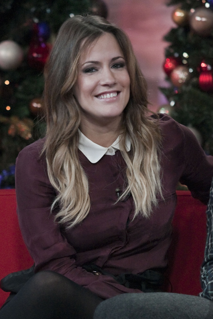 caroline flack hair styles caroline flack defends relationship with harry styles 4322