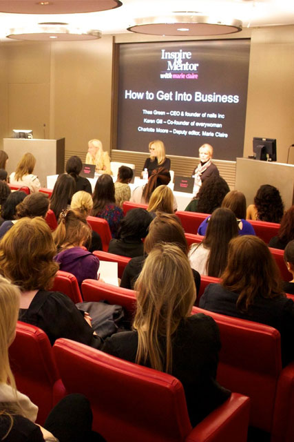 How To Get Into Business Event