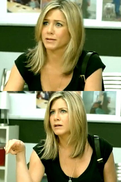 Jennifer Aniston on Chelea Lately - Marie Claire - Marie Claire UK