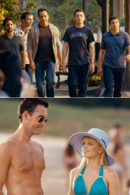 American Pie reunion - American Reunion - American Pie the reunion - American pie reunion trailer - Marie Claire - Marie Claire UK