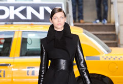 DKNY Autumn/Winter 2012 collection at New York Fashion Week