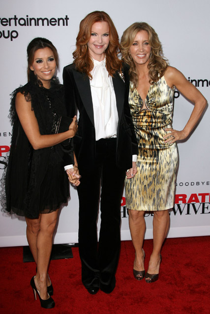 Desperate Housewives - Desperate Housewives stars - Desperate Housewives stars to appear in court - Marie Claire - Marie Claire UK