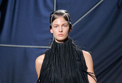Show report: Gareth Pugh A/W'12 Paris Fashion Week