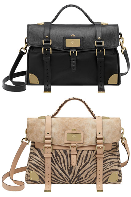 Mulberry launches new Traveller Bag collection 0e8fd95a67b5b