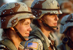 Women in the US Military