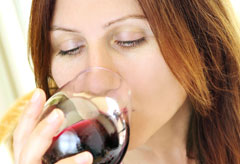Liver disease - drinking wine - Marie Claire - Marie Claire UK