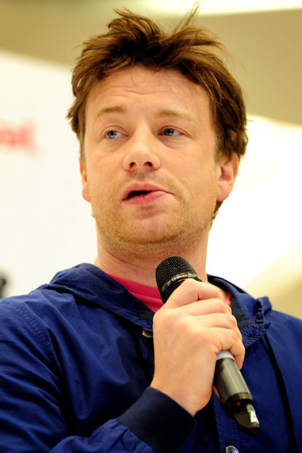 Jamie Oliver - Marie Claire - Marie Claire UK