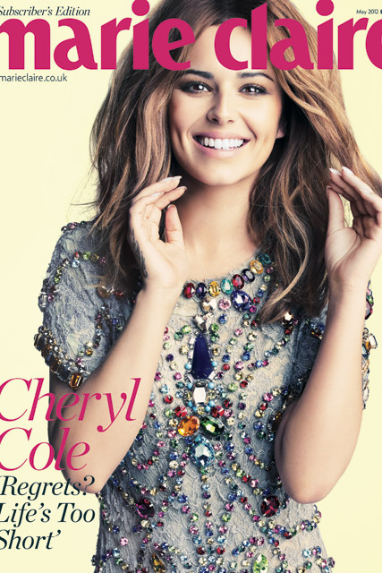 Cheryl Cole for Marie Claire - Cheryl Cole - Marie Claire - Marie Claire UK