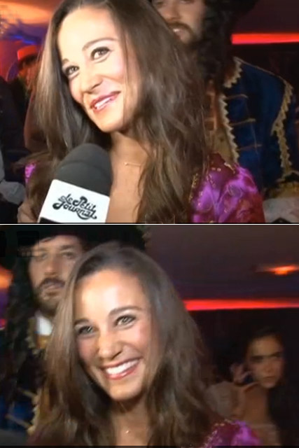Pippa Middleton - Pippa Middleton Parties in Paris - Marie Claire - Marie Claire UK