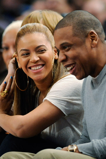 Beyonce & Jay-Z - Beyonce - Jay-Z - Blue Ivy - Blue Ivy Carter - Beyonce baby Blue - Beyonce baby - Marie Claire - Marie Claire UK