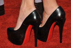 688c9c321ca Louboutin loses case to stop Zara selling red soles