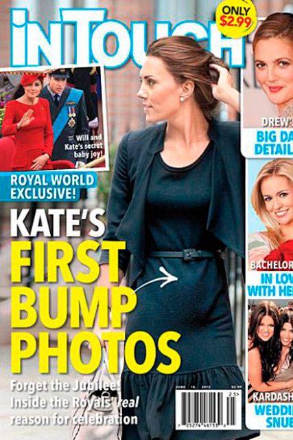 Kate Middleton - Duchess of Cambridge - Kate Middleton baby bump - Marie Claire - Marie Claire UK