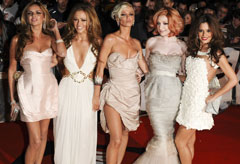 Girls Aloud - Celebrity News - Marie Claire
