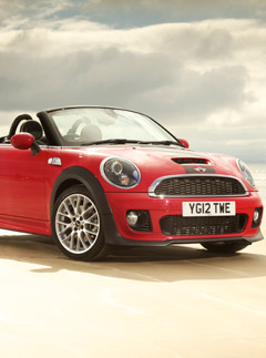 MINI Roadster - Marie Claire - Marie Claire UK