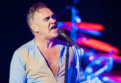 Morrissey - London 2012 Olympics - Marie Claire - Marie Claire UK