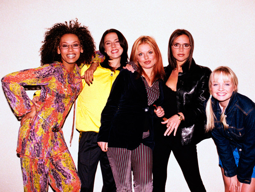 Spice Girls - Viva Forever - Spice Girls Pics - Victoria Beckham - Marie Claire - Marie Claire UK