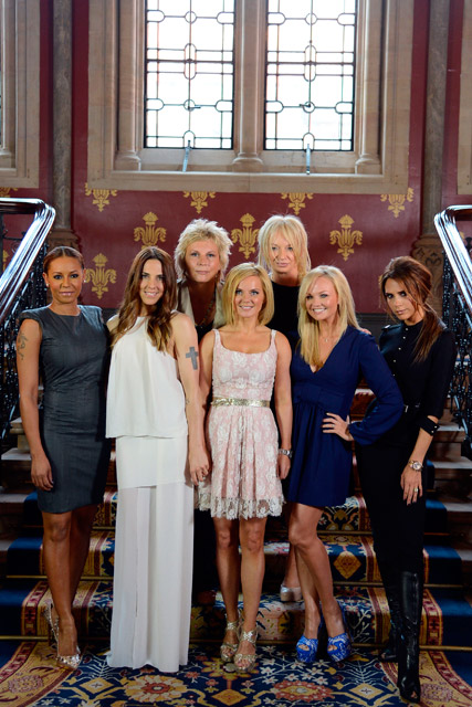 Spice Girls - Viva Forever - Marie Claire - Marie Claire UK