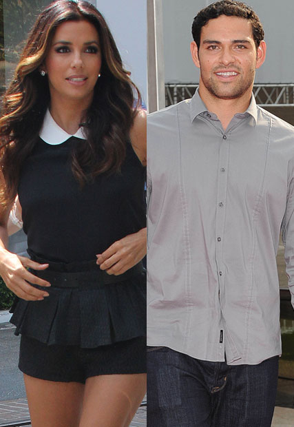 Did mark sanchez dating eva longoria wedding