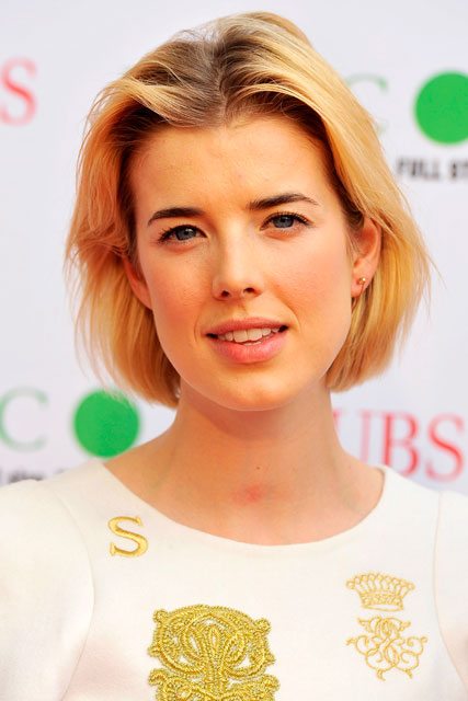 Agyness Deyn - Marie Claire - Marie Claire UK