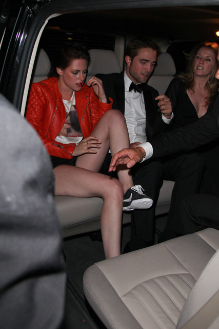 Er kristen stewart dating robert pattinson 2012
